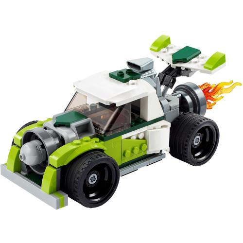 Lego 31103 Creator Rocket Truck
