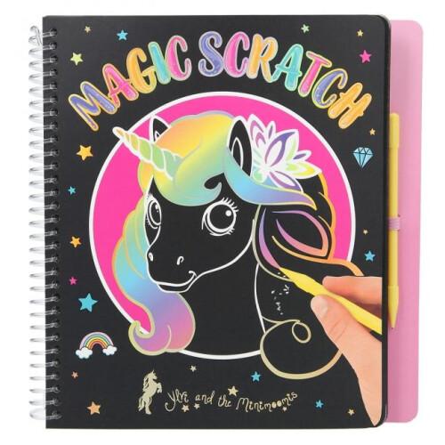 Depesche Ylvi & the Minimoomis Magic Scratch Book