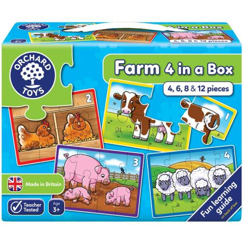 Orchard Farm 4 In A Box