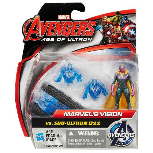 Marvel Avengers Age Of Ultron - Marvel's Vision vs. Sub-Ultron 011