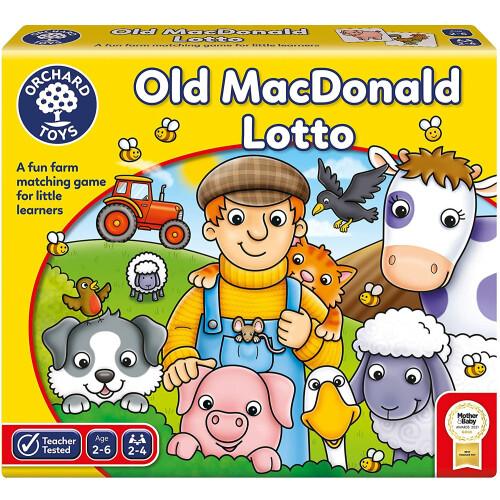 Orchard Old Macdonald Lotto