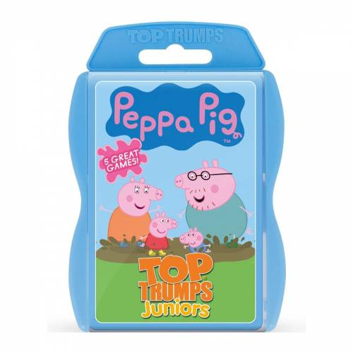 Top Trumps Juniors Peppa Pig
