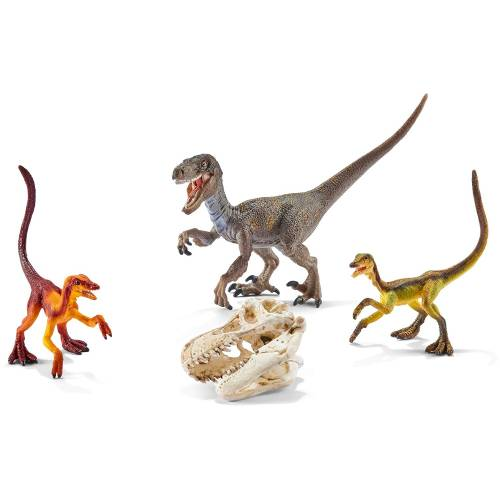 Schleich Dinosaurs 42259 Velociraptor on the Hunt