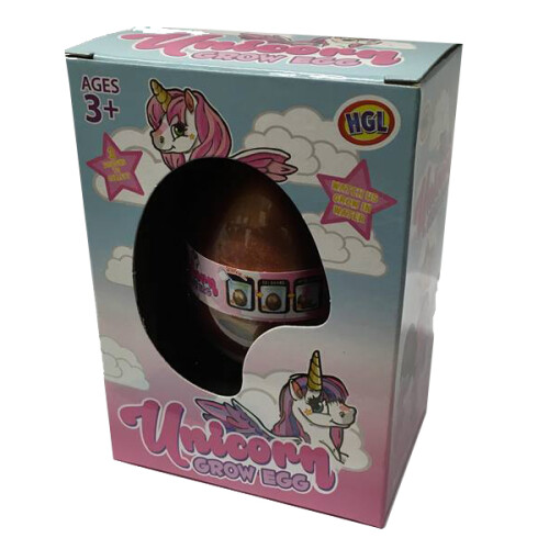 Unicorn Grow Egg