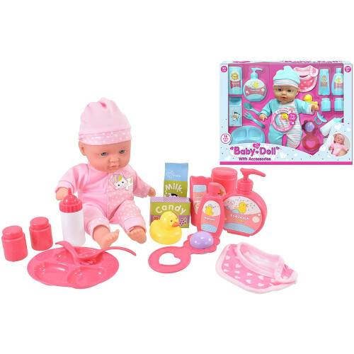 Baby Doll - With Accessories