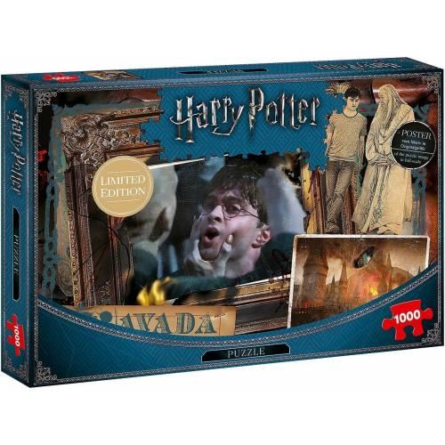 Harry Potter Avada Kedavra 1000 Piece Jigsaw Puzzle