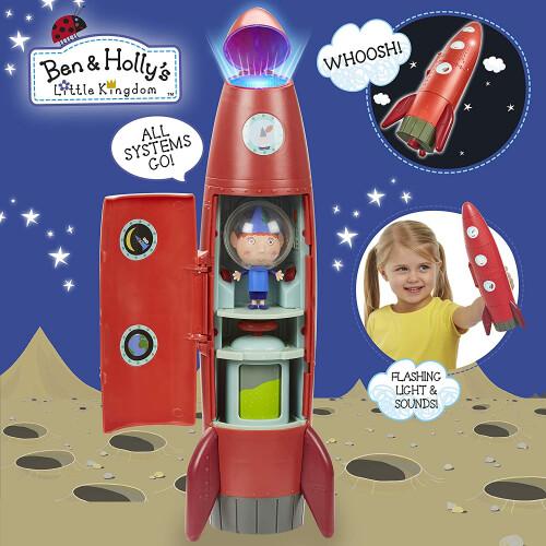 Ben & Holly - Elf Rocket