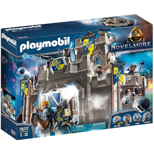 Playmobil 70222 Novelmore Burnham Raiders Lava Catapult