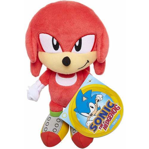"Sonic The Hedgehog 7"" Plush - Knuckles"