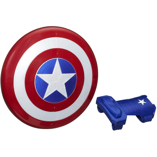 Avengers Captain America Magnetic Shield & Gauntlet