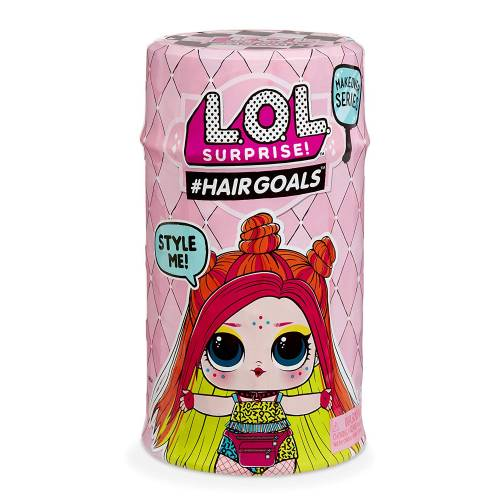 L.O.L. Surprise! #Hairgoals Makeover Series