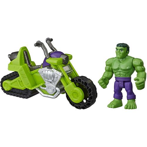 Marvel Super Hero Adventures - Hulk Smash Tank