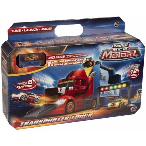 Teamsterz Micro Motorz Transporter Truck