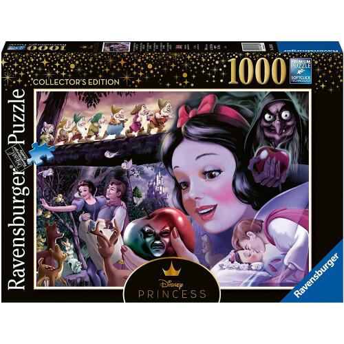 Ravensburger 1000pc Puzzle Disney Princess Collector's Edition Snow White