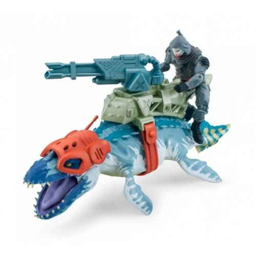 Jurassic Clash! Dino Commander Liopleurodon