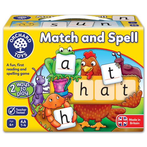 Orchard Match and Spell