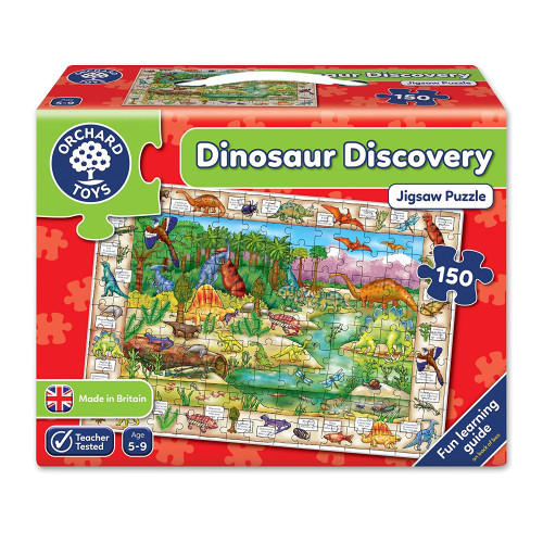Orchard Dinosaur Discovery