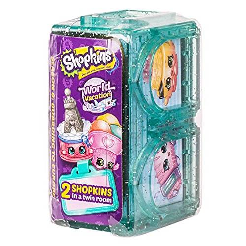 Shopkins World Vacation 2 Pack in Twin Room