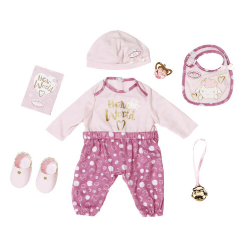 Baby Annabell Deluxe Starter Set