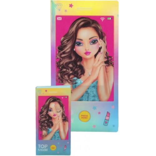 Depesche Top Model Musical Mobile Colouring Book, Nyela