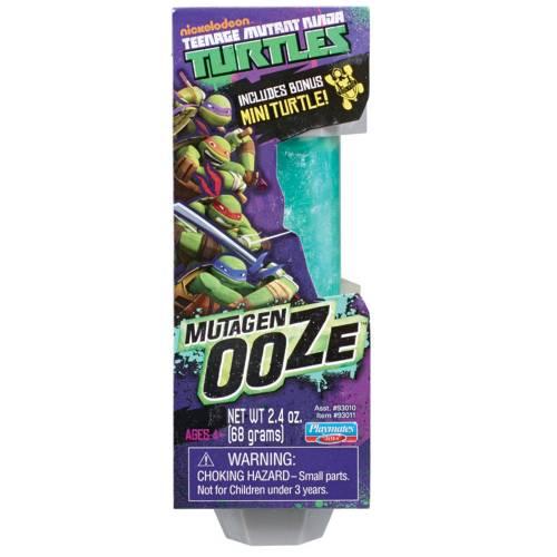 Turtles Mutagen Ooze