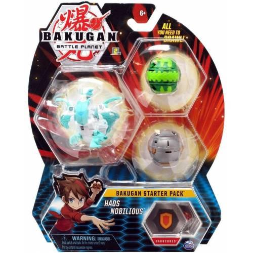 Bakugan Starter Pack - Haos Nobilious