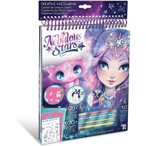Nebulous Stars - Creative Sketchbook