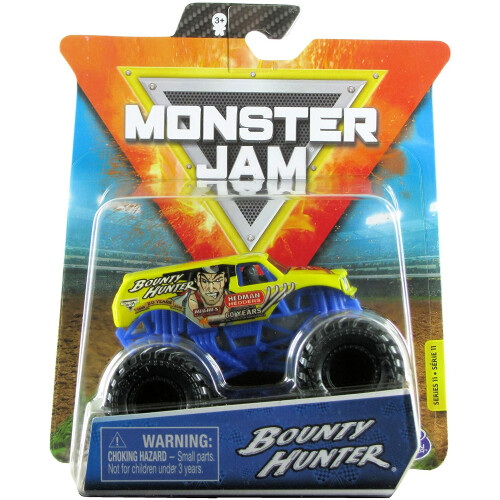 Monster Jam 1:64 - Bounty Hunter