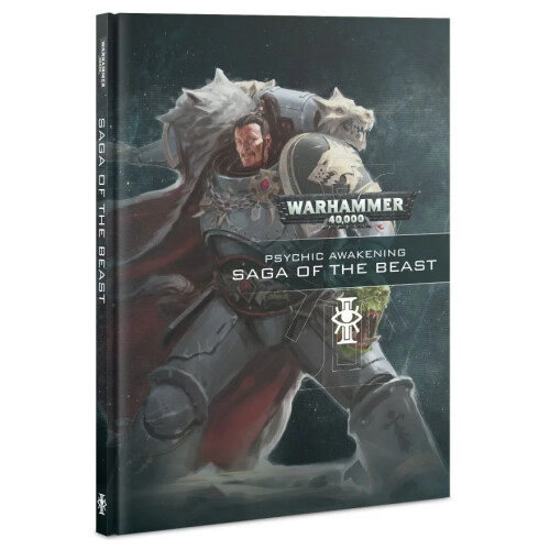 Warhammer 40,000 - Psychic Awakening Saga of the Beast