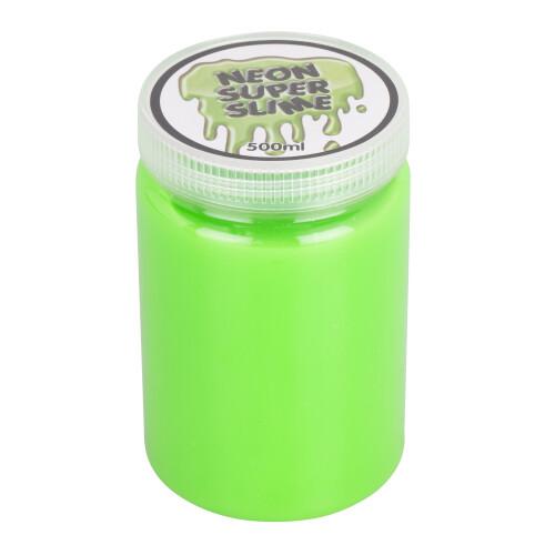 Neon Super Slime - Green