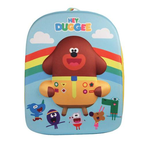 Character Backpack - 3D Hey Duggee