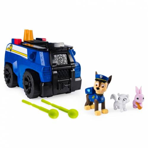Paw Patrol Ride N Rescue Transforming Vehicle - Chase