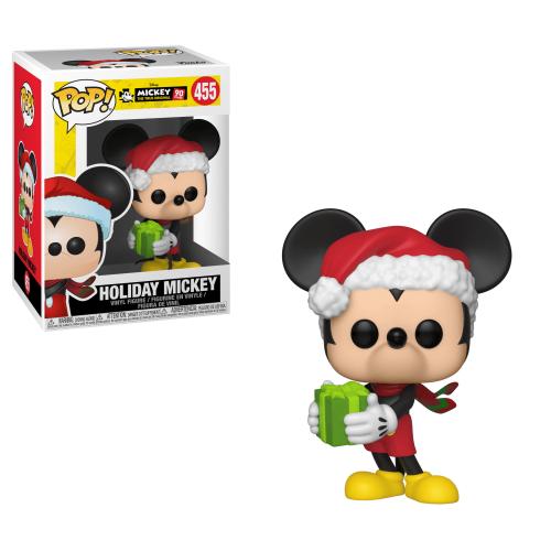 Funko Pop Vinyl Holiday Mickey 455