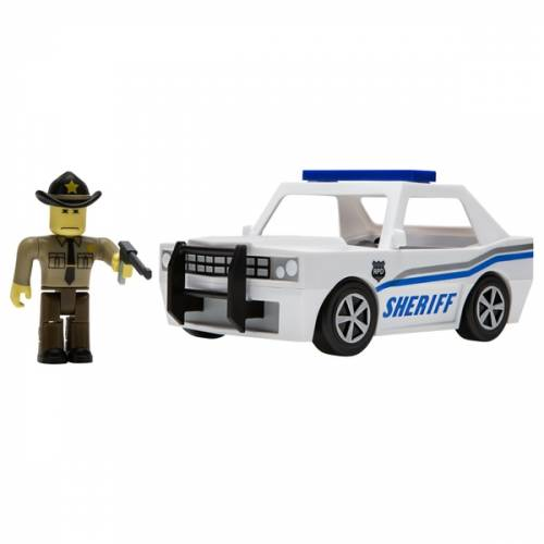 Roblox The Neighborhood of Robloxia Patrol Car