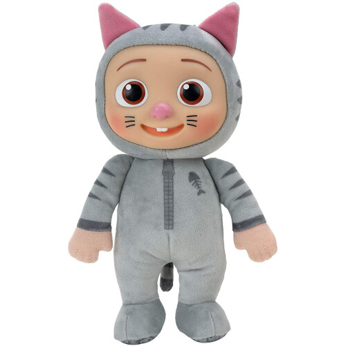 Cocomelon Plush - JJ Kitty