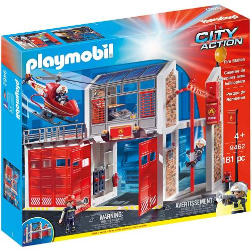 Playmobil 9462 Fire Station