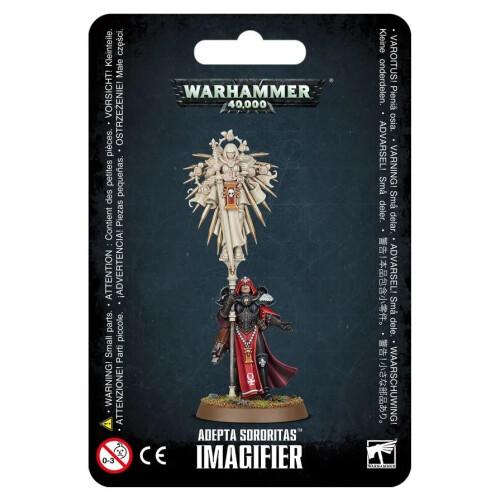 Warhammer 40,000 - Adepta Sororitas Imagifier
