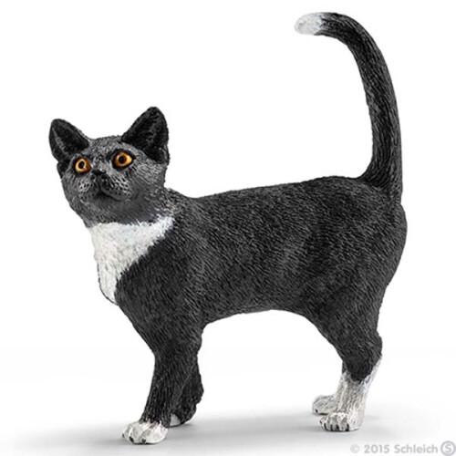 Schleich Farm Life 13770 Cat, Standing