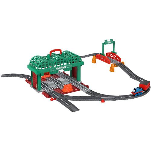 Thomas & Friends Trackmaster Push Along - Knapford Station