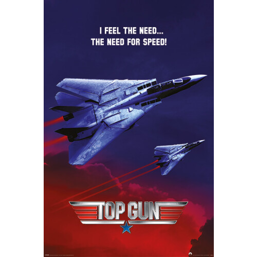 Maxi Posters - Top Gun (The Need For Speed)