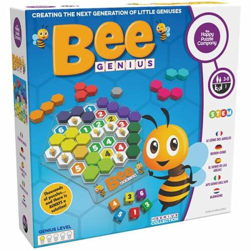 Puzzle Game - Bee Genius
