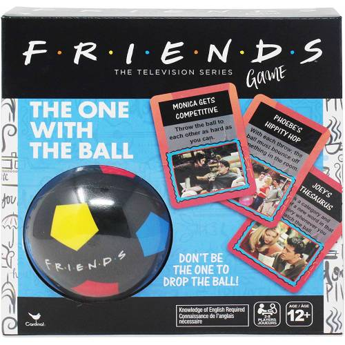 Friends The One With The Ball Party Game