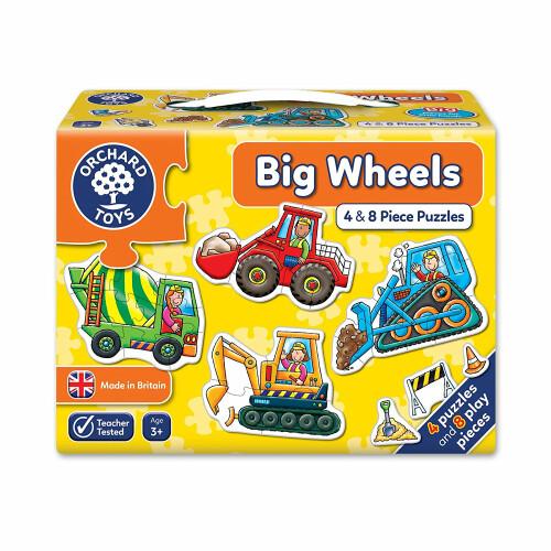 Orchard Big Wheels