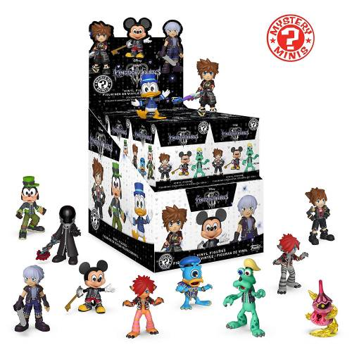 Funko Mystery Minis Blind Box Kingdom Hearts 3