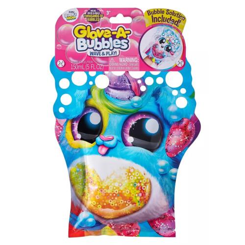 Zuru Bubble Wow Glove-A-Bubbles Rainbowcorns