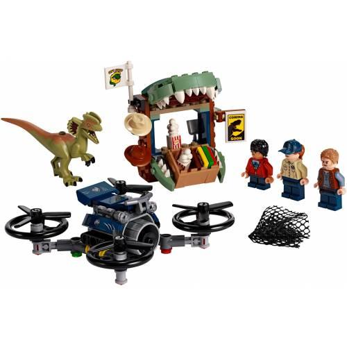 Lego 75934 Jurassic World Dilophosaurus on the Loose