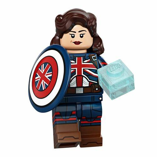 Lego 71031 Marvel Studios Minifigures - Captain Carter
