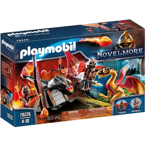 Playmobil 70226 Novelmore Burnham Raiders Dragon Training