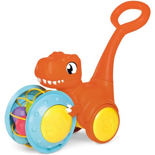 Tomy Toomies Jurassic World Pic & Push T.Rex