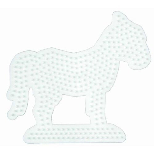 Hama Beads Single Pegboard 281 Horse